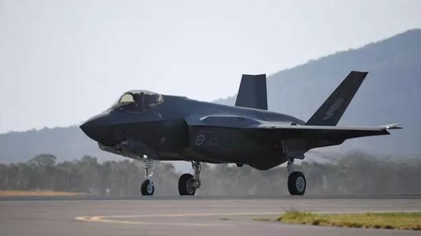 ABD'de F-35 kazasından