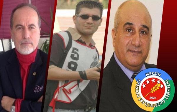 Adalıoğlu, Göktaş, Özgür ve 12 gazeteci MEİGDER üyesi oldu