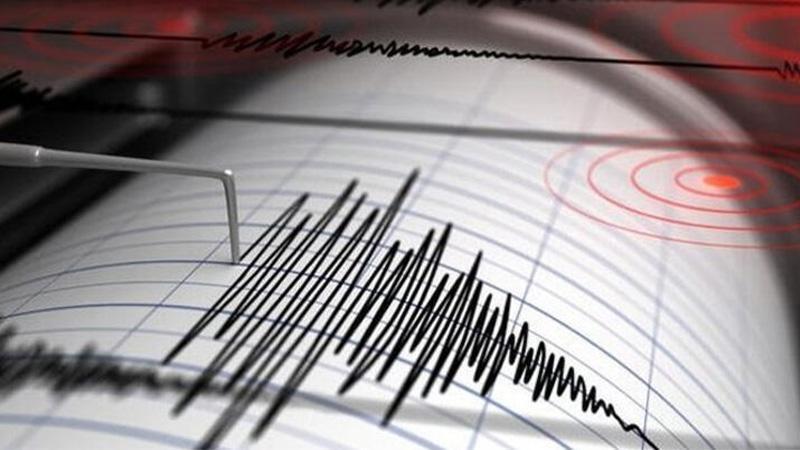 Afyonkarahisar'da 3,9 büyüklüğünde deprem!