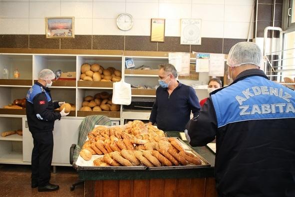 Akdeniz Belediyesi denetimlere hız verdi