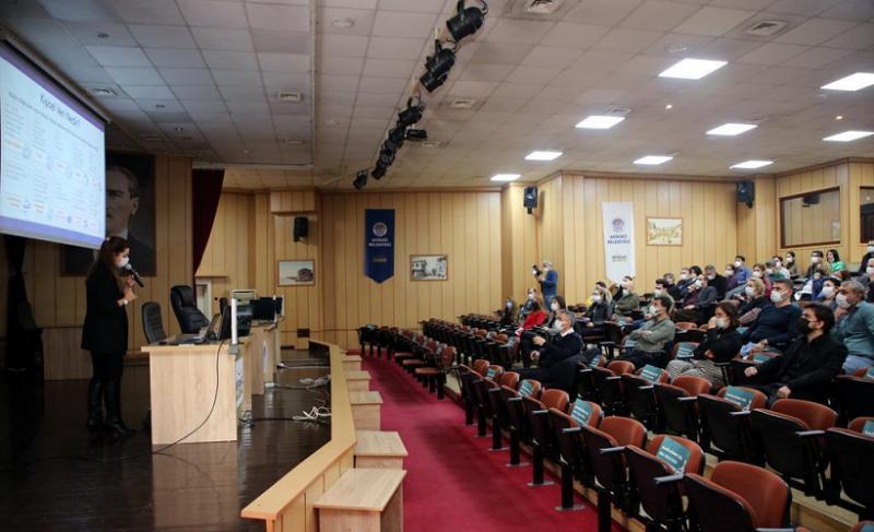 Akdeniz Belediyesi'nde, Kişisel Verilerin Korunması Kanunu eğitimi
