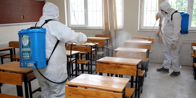 Akdeniz'de Okullar Lgs'ye Hazırlanıyor