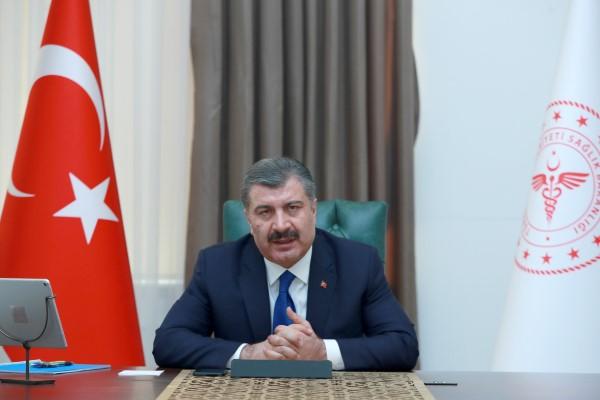 Antalya, Denizli, Tunceli ve Giresun mavi kategoride