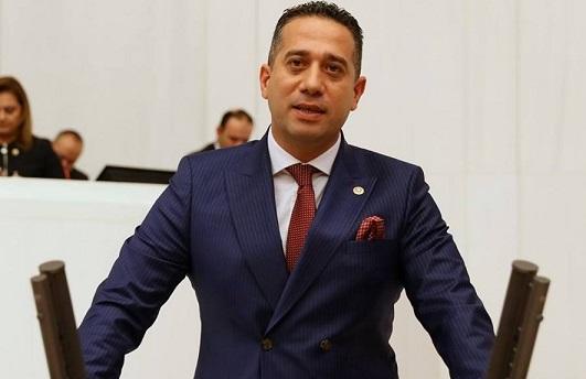 Başarır'dan Tarsus Ceza evinde Koronavirüs tedbirleri artırmalı önergesi