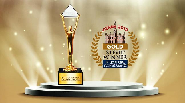 Bilkom'un 'Sanal İşyeri' projesine Altın Stevie Ödülü