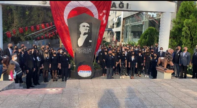 Derya Grup 10 Kasım Atatürk'ü Anma Günü