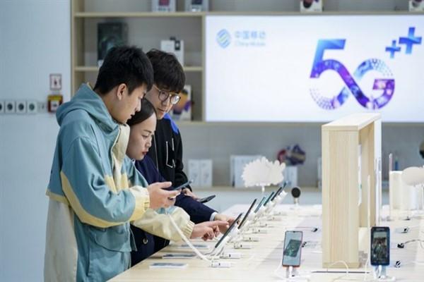 Dünyada satılan iki 5G telefonundan biri Çin'de