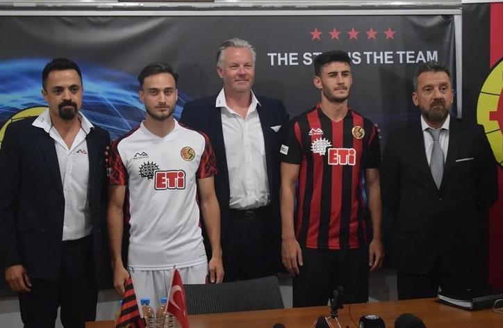 Eskişehir Spor'a Sponsor oldular