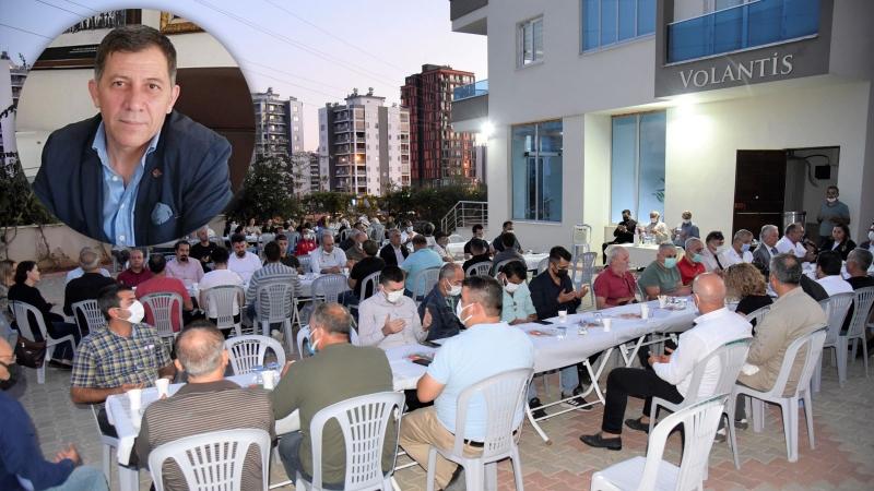 Gazeteci Mustafa Özgür için mevlit okutuldu