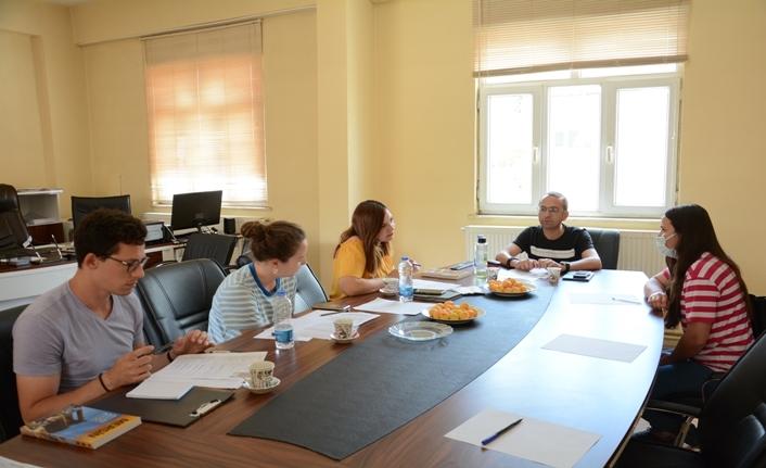 Gülnar Belediyesi AKKUYU NGS iletişim ofisi faaliyetlerine hızla devam ediyor