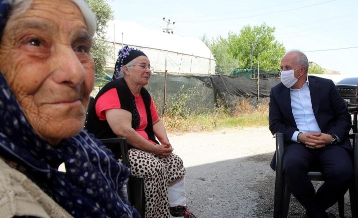 Gültak, Dünya Yaşlılar Günü'nü Kutladı