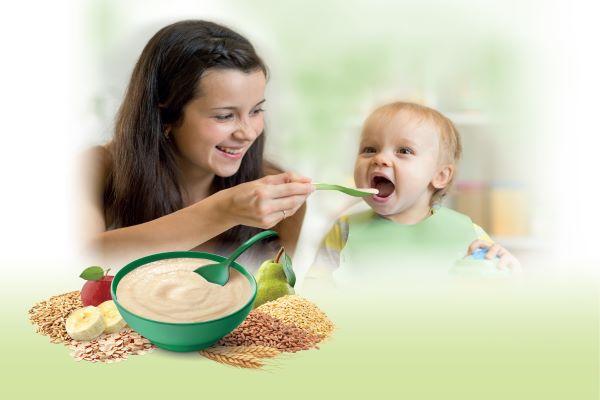 Hassas bir bünyeye sahip olan bebeklerin sağlıklı şekilde beslenmesi