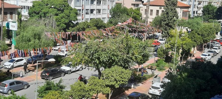 Haydi Mersin Çamlıbel-Aşıklar Parkı Sokak Festivali'ne