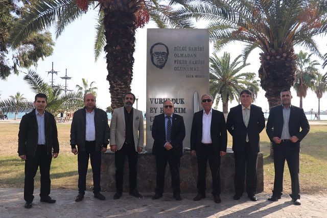İnternet Gazeteciler Mersin'de Dernek kuruldu