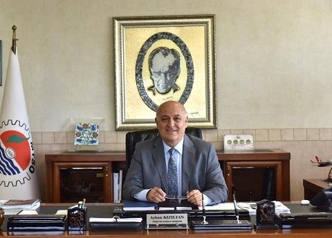 Kızıltan; Türkiye ve Mersin'e hayırlı olsun