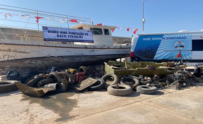 Mersin Büyükşehir Belediyesi: 5 Haziran Dünya Çevre Günü için sergi ve dalışlarla program hazırladı