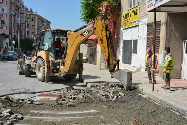 Mersin Büyükşehir Belediyesi: Merkez ilçeler ve diğer ilçelerde başlattığı yol yenileme tüm hızıyla devam ediyor