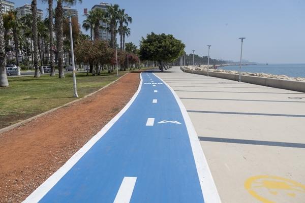 Mersin Büyükşehir Belediyesi: Trafiğe soluk aldıracak ve bisiklet kullanıcılarını sevindirecek