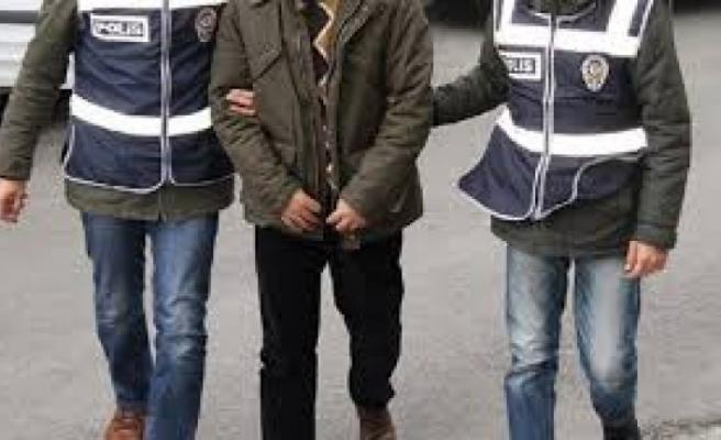 Mersin'de Fetöcü Komiser gözaltına alındı