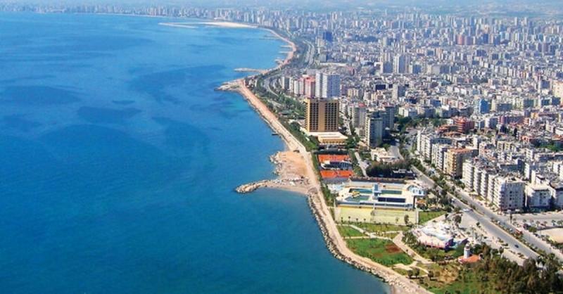 Mersin'de günlük Covid-19 vakası 1500
