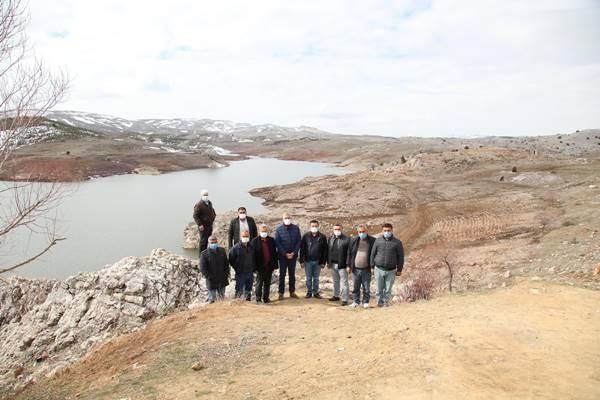 Mezitli Belediyesi: Tarımsal sulamaya destek olmak adına büyük bir projenin ortağı oldu