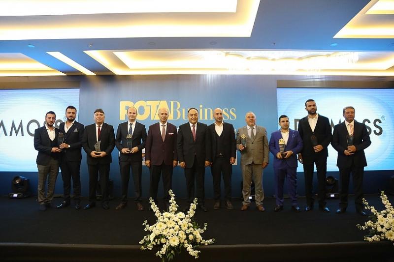 Rota Ödülleri Sahiplerini Buldu