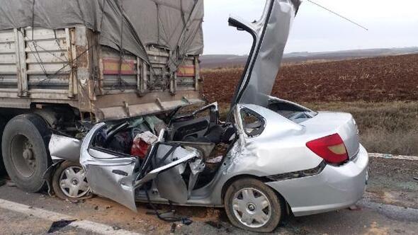 Tarsus'ta feci trafik kazasında 1 kişi öldü