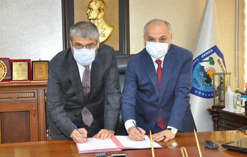 Ticaert ve Sanayi Üniversitesi için imzalar atıldı
