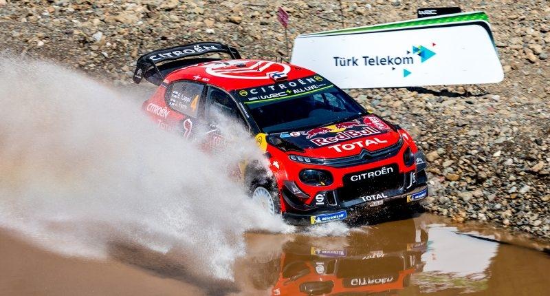 Türkiye Rallisi 2020 WRC Takviminde
