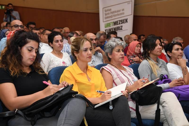 Türkiye Tarım Politikaları ve Geleceği Konferansı Yapıldı