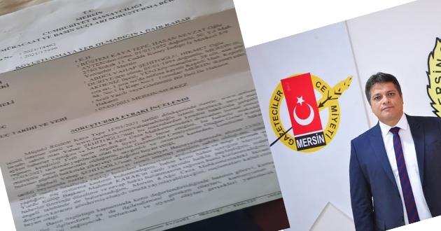 Yargı, Gazetecilik Dersi Verdi!