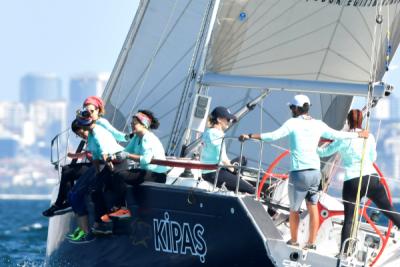 6. Deniz Kızı Kadın Yelken Kupası kadın yelkencileri buluşturacak