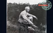 Cephede Atatürk ile sohbet eden İngiliz esir