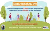 Kartal Belediyesi: Sağlıklı Yaşam ve Bilinçli Spor Etkinlikleri başlıyor