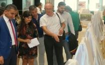 Mersin Barosu Resim sergisini açtı
