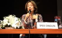 Mersin Kenti Edebiyat Ödül'ü İpek Ongun'un