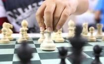 Mersin'de Açık Satranç Turnuvası başladı