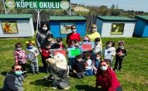 Miniklerden 'Can Dostum' Projesi