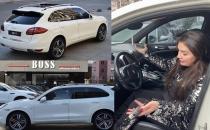 Özlem Balcı Bir paylaşımı ile 1 milyon TL Değerinde Porsche Sahibi Oldu!