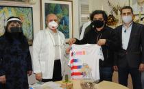 Sistem Hastanesi, Miy Hentbol'a Sağlık Sponsoru Oldu