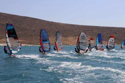 Vakkorama Watersports Championship Türkiye Windsurf, Alaçatı Şampiyonası tamamlandı